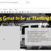 Content: The new HTML5 editor