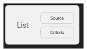 Testing List